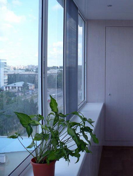 Мойка балконов и лоджий