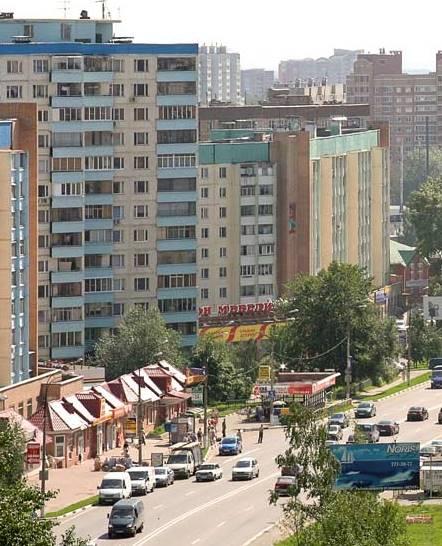Уборка квартир в Красногорске
