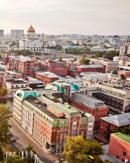 Уборка квартир в Москве