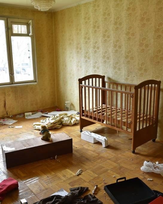 генеральная уборка в квартире после переезда