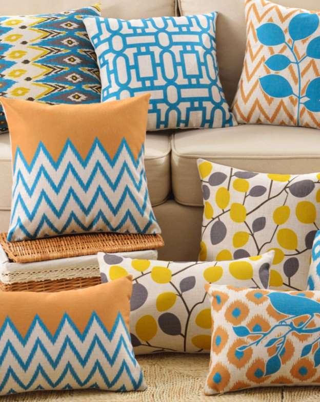 Цена на химчистку диванных подушек