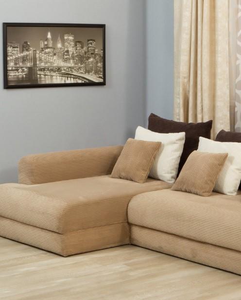 Химчистка углового дивана на дому недорого
