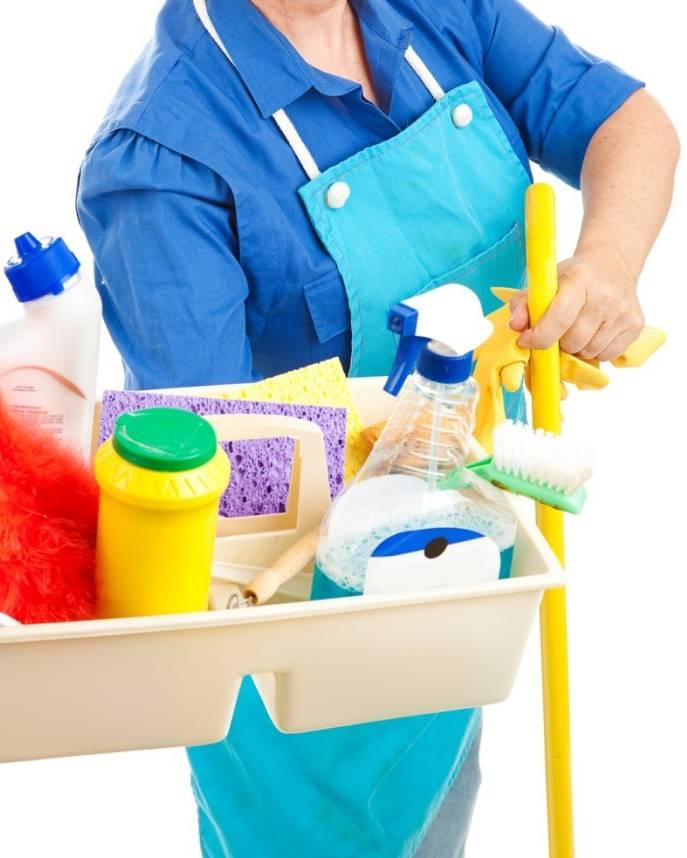 Оказание услуг по комплексной уборке помещений