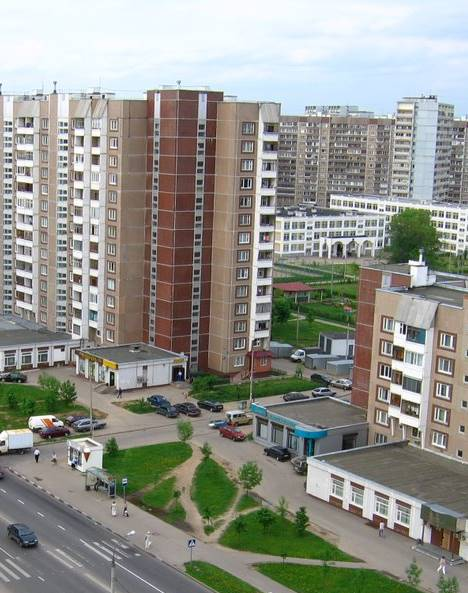 Уборка квартир в Крюково