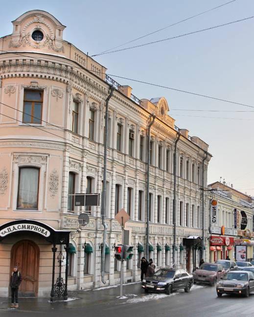 Уборка квартир в Замоскворечье