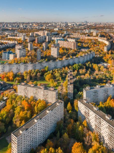 Уборка квартир в районе Чертаново