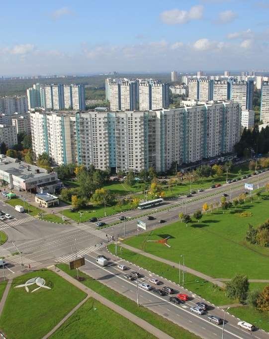 Уборка квартир в районе Ясенево