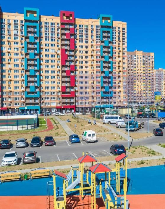Уборка квартир в ЖК Пригород Лесное