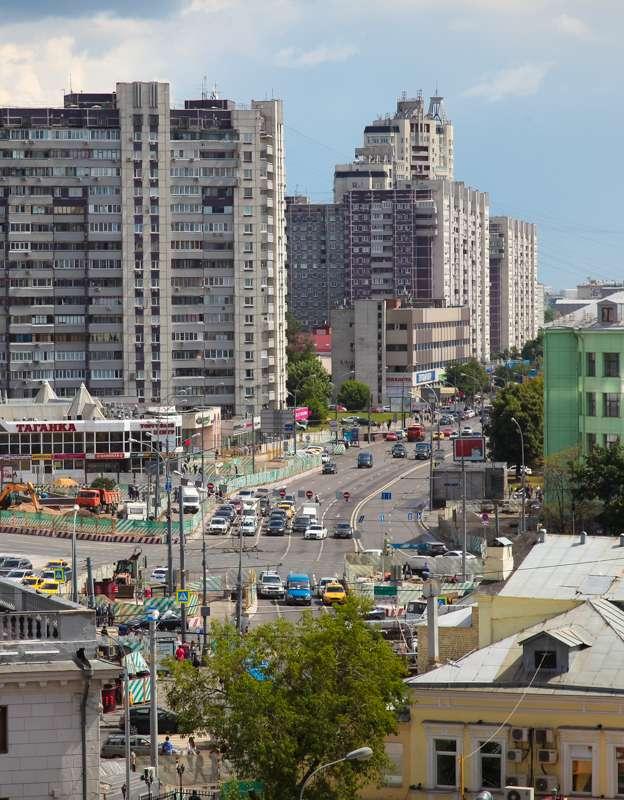 Уборка квартир Таганский