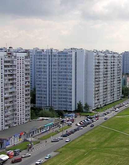 Уборка квартир Крылатское